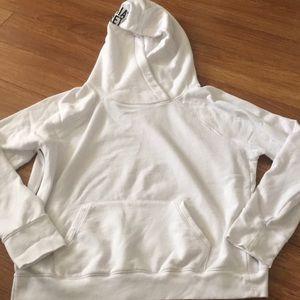 Victoria's Secret side zip hoodie Large